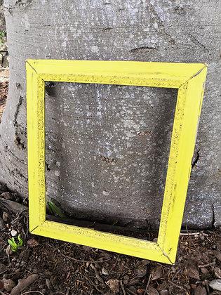 Vintage Yellow Frame