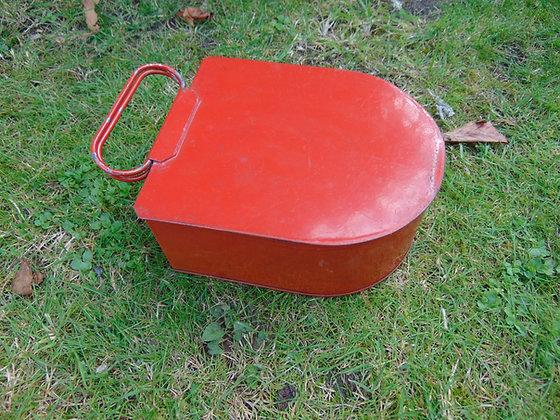 Red Mess Tin