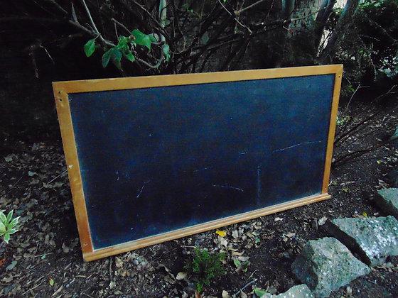 School/Science Black Board