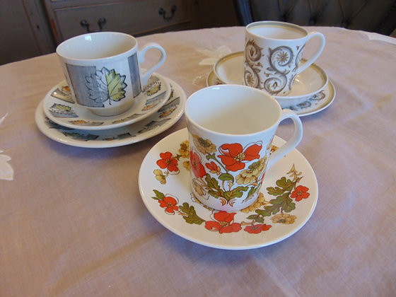 Retro Tea Sets