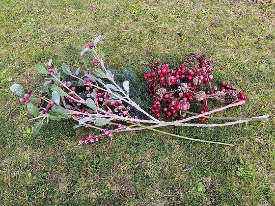 Decorative Christmas Foliage