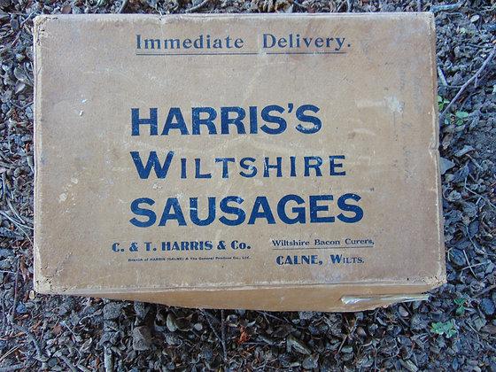 Vintage Cardboard Boxes
