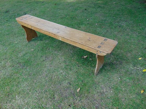 Pine Gym Bench 1