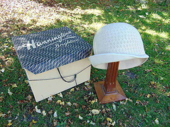1920's Hat & Original Box
