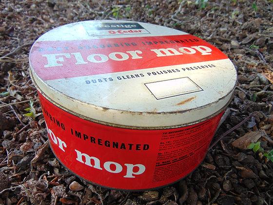 Floor Mop Tin