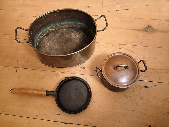 Metal Pans