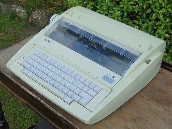 BROTHER AX-100 Electric Type Writer