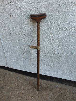 Single Prop Crutch