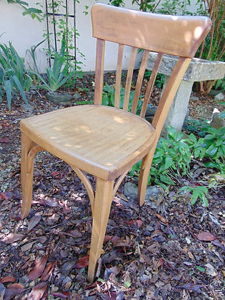 Light Wood Chair