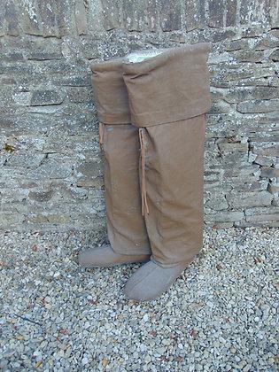 Stilt Pantomime Boots
