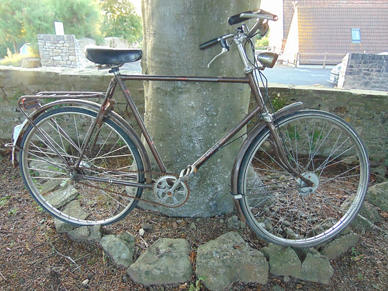 1960s Bicycle