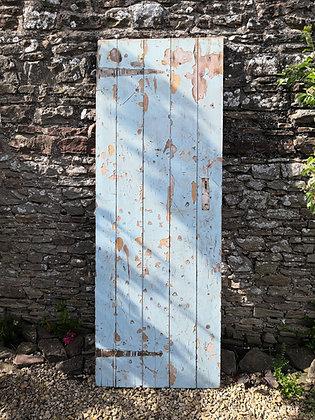 Painted Wooden Door