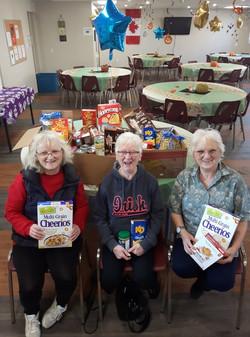 three sister donation