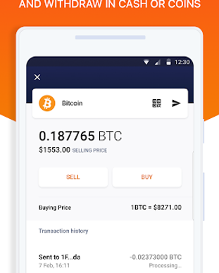 Sell as much of your crypto with HODLY.