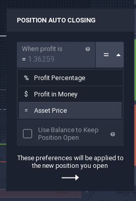 Forex trading strategy.