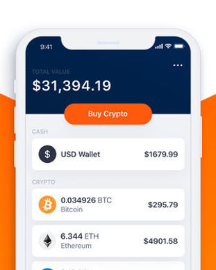 Keep all yor crypto coins in one place.