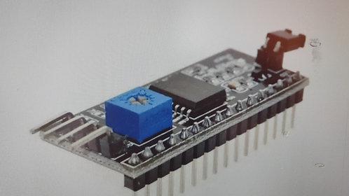 Modulo interfaz lcd para arduino I2c