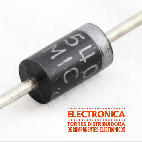 Diodo Rectificador P600 6 Amp 400v