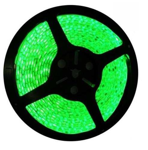 Tira de led verde 5050 para exterior