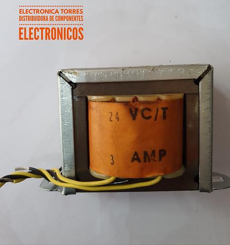 Transformador 24v 1 amp