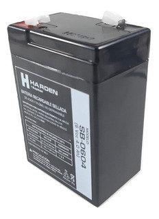 Bateria de acido 6v 4amp
