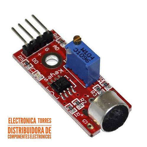 Modulo de sensor de sonido
