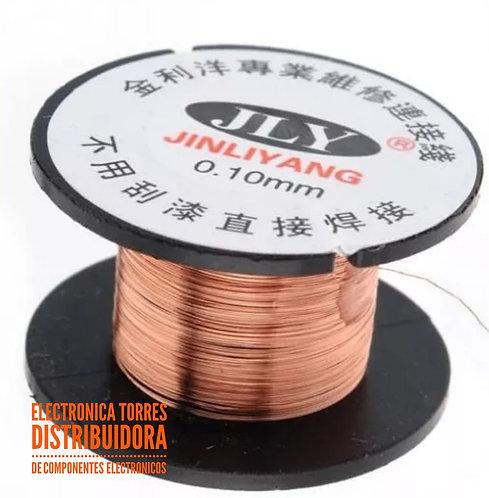 Alambre para embobinar de cobre (magneto)