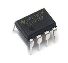 Tl072 amplificador operacional