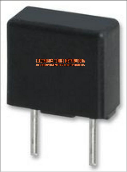 Fusible fusion lenta 1 amp 250v