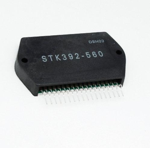 STK392-560 CIRCUITO CORREC D CONVERG P/VIDEO 5A