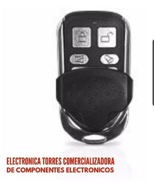 Control remoto para motor seg, digiseg y ppa 433mhz