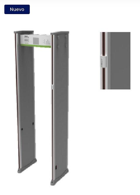 ZKTECO D3180S TD- Arco Detector de Metal con Detección de Fiebre / Antipandemic