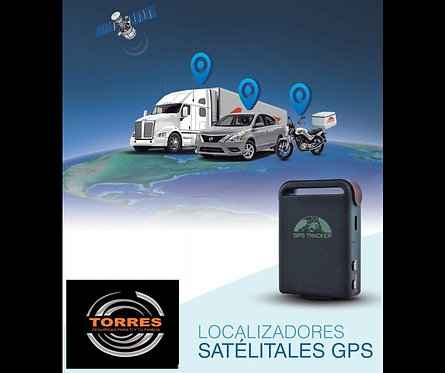 Localizador GPS Multifuncional