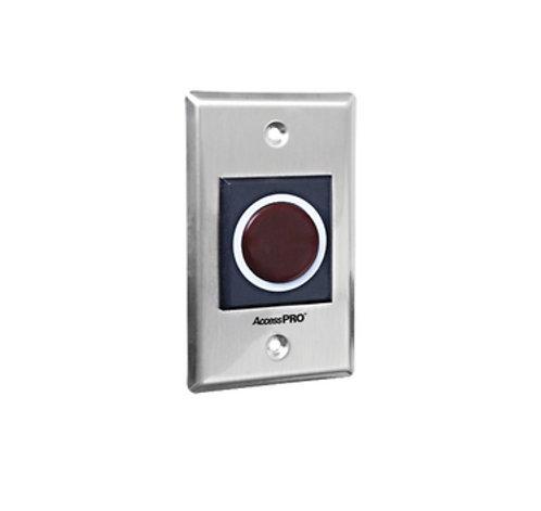 Botón de salida sin contacto / Normalmente abierto y cerrado / Fácil instalació