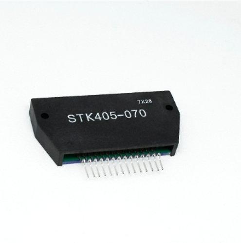 STK405-070 CIRCUITO HYBRID,DUAL AUDIO AMP