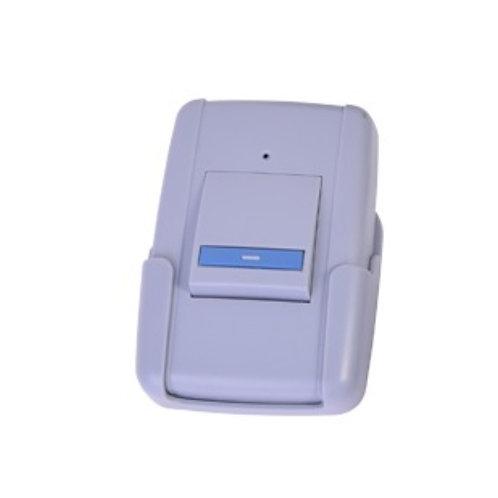 Control remoto tipo boton par instalacion en pared
