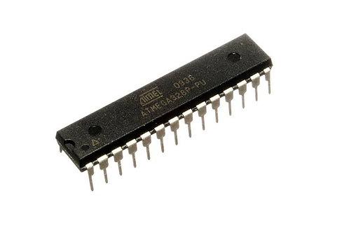 ATMEGA328 microcontrolador atmel 8 bit