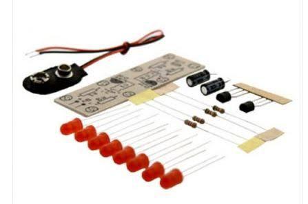 K-320 kit destellador de led multiple