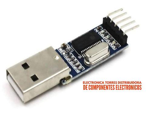 Modulo adaptador USB RS232 TTL