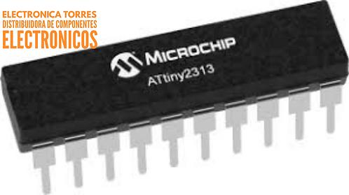 Microcontrolador Attiny 2313