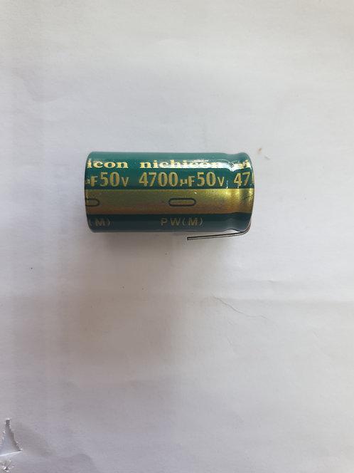 Capacitor electrolitoco 4700mf 50v 105°