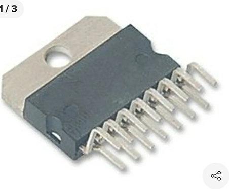 Lm4766 ampligicador de potencia de audio dual 40w