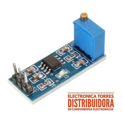 Modulo generador de pulsos NE555