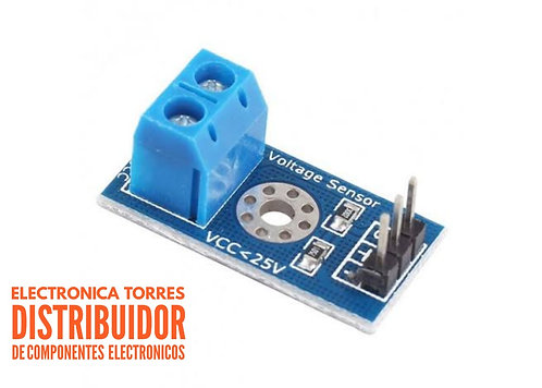 Modulo sensor devoltaje