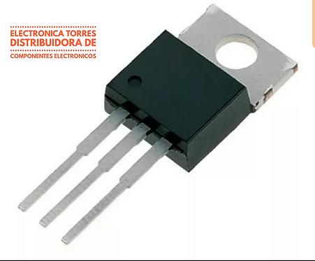 Transistor 7909 9v negativo