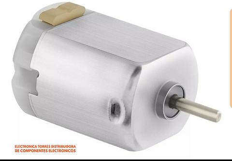 Copia de Motor de corriente directa 6 -12v  100 piezas