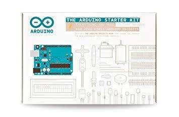 Arduino starter kit multi-lenguaje original