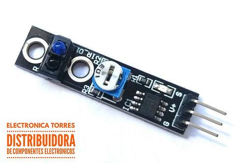 Modulo sensor infrarojo reflectivo TCRT5000