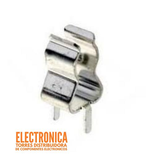 Portafusible para circuito impreso