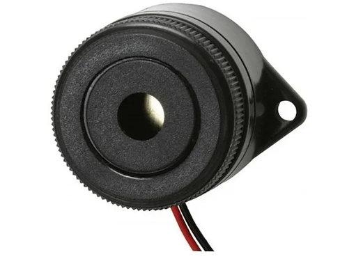 Buzzer de 3.7 khz de 3 a 24v con señal de tono constante